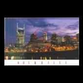Nashville Postcard Pack- Night Skyline
