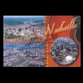 Nashville Postcard Pack- Collage