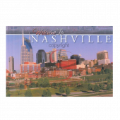 Nashville Postcard Pack- Day Skyline