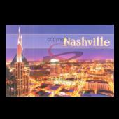 Nashville Postcard Pack- Night SoBro District