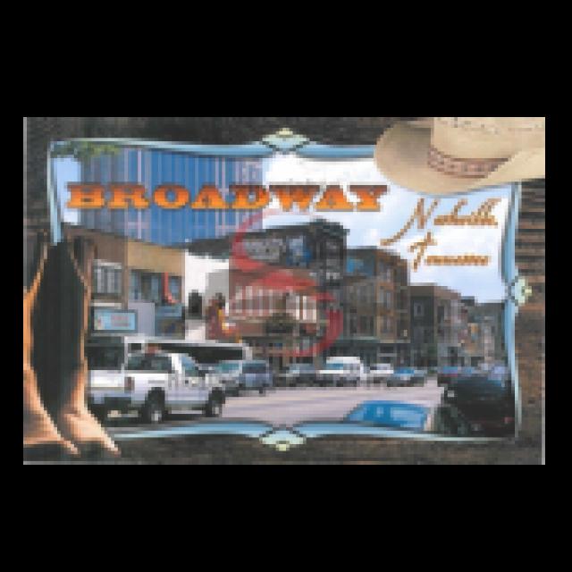 Nashville Postcard Pack- Day Broadway