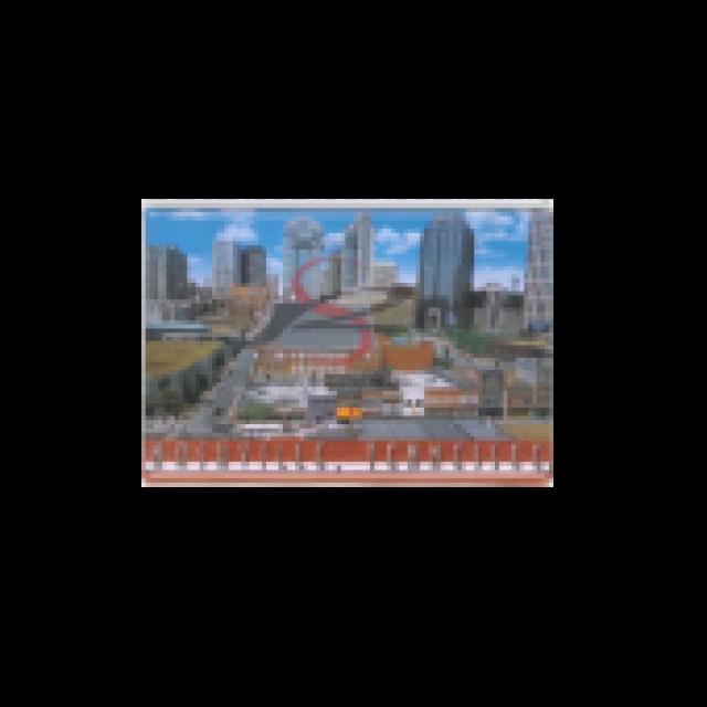 Nashville Magnet- Aerial Ryman