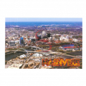 Nashville Postcard Pack- Aerial Day