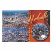Nashville Postcard Pack- Collage