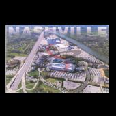 Nashville Postcard Pack- Music Vally Ariel Day