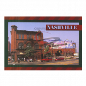 Nashville Postcard Pack- Hard Rock Cafe
