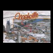 Nashville Postcard Pack- Aerial Day
