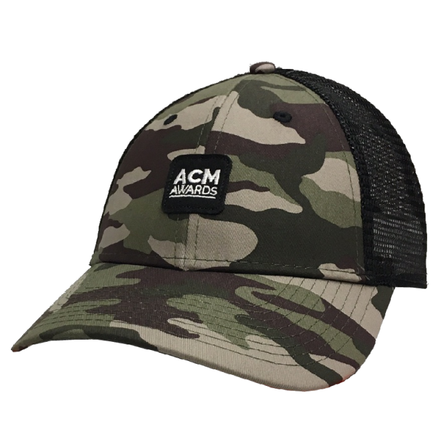 Academy of Country Music Camo Ballcap