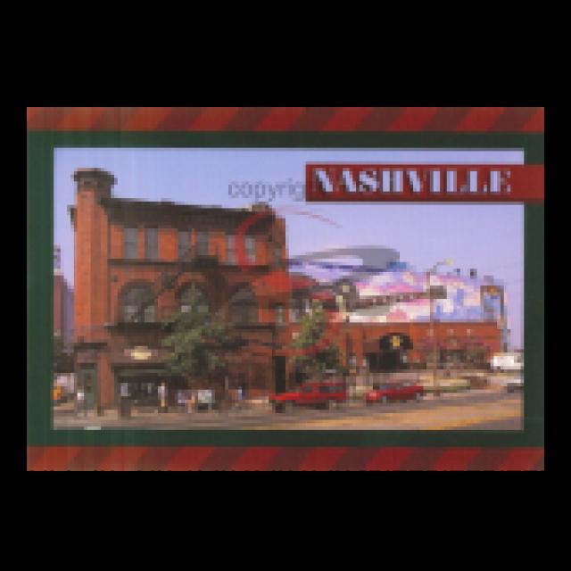 Nashville Postcard Pack- Hard Rock Cafe